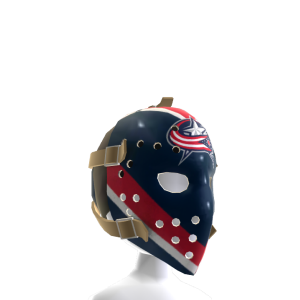Columbus Blue Jackets Vintage Mask