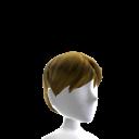 Shaggy Hair - Brown