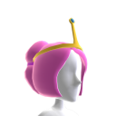 Princess Bubblegum Tiara/Hair