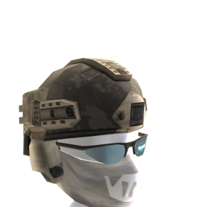 Ghost Headgear
