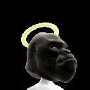 Gorilla Mask