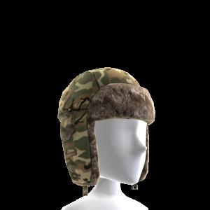 Chapeau de camouflage