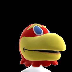 Kansas Mascot Head