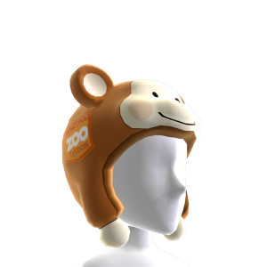 Zoo Tycoon Monkey Hat