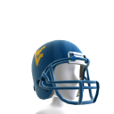 West Virginia Football Helmet
