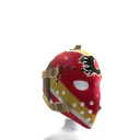 Calgary Flames Vintage Mask
