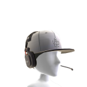 A50 with Lockup Gray Hat