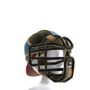 Atlanta Braves Catcher's Mask