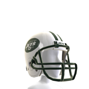 New York Jets Helmet