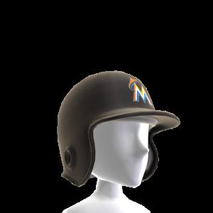Miami Marlins Batter's Helmet