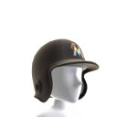 Miami Marlins Batter's Helmet