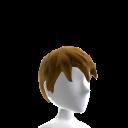 Styled Hair - Brown