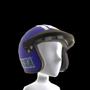 SEGA-Helm (Blau)