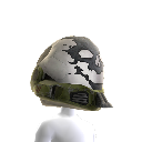 EVA Emile Helmet - Green