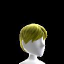 Shaggy Hair - Blonde