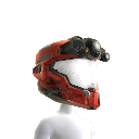 Operator Helmet- Red 