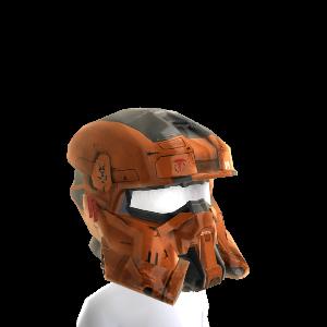 EOD Helmet- Orange