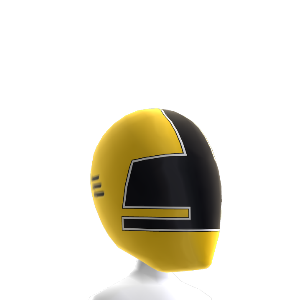Yellow Ranger Helmet
