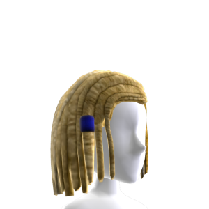 Nappy Blonde Dreads
