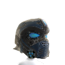 Carmine Helmet