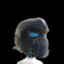Carmine Helmet