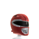 Mighty Morphin Red Ranger Helmet
