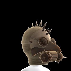 Sun Bleached Scavenger Mask