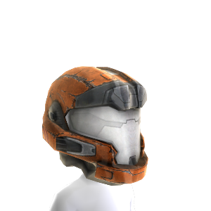 JFO Helmet- Orange 