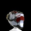 Fantasy Helmet - White