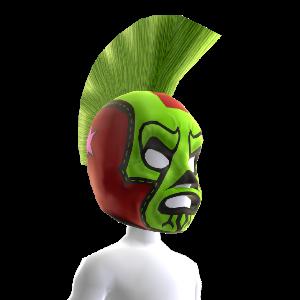 Máscara de lugarteniente de los Luchadores