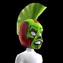 Maschera luogotenente Luchadores