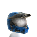Mjolnir Mark VI Helmet- Blue