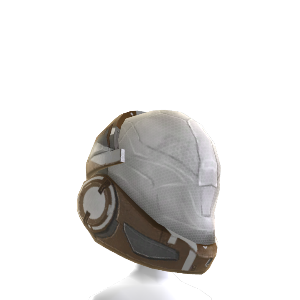 E.V.A. Helmet - Brown