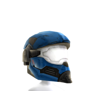 Hazop Helmet- Blue