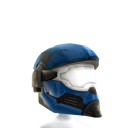 Hazop Helmet- Blue 