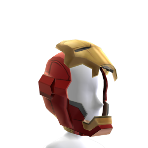 Iron Man Mark XLII Open-Mask Helmet