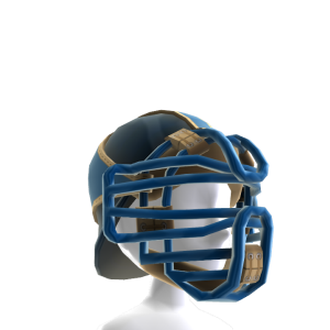 Texas Rangers Catcher's Mask