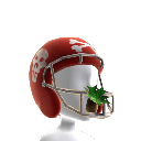 Zombie Football Helmet 