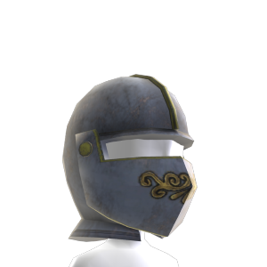 Full Plate Knight Helmet