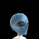 Masque extraterrestre classique