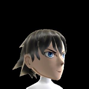 Anime Hero 3d Avatar