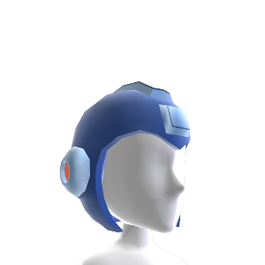 Mega Man Helmet 