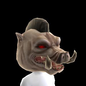 Pig Cop Mask