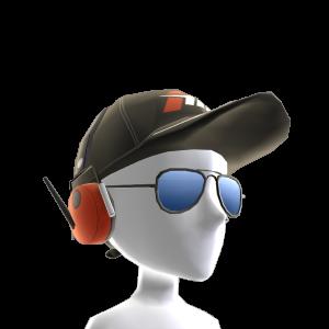 Headset für den Teamchef