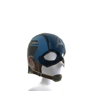 Captain America: Winter Soldier-Maske