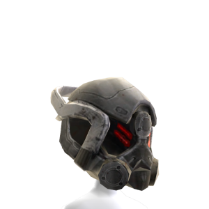 Capacete de tropas Cerberus 