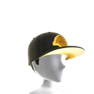 Lakers Bling Hat