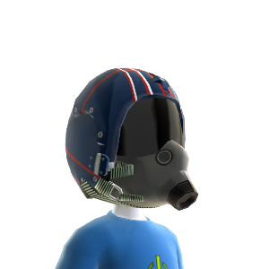 해군 조종사 헬멧