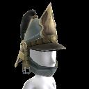 Casco de guerrera