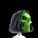 Epic Death Dealer Green Helmet